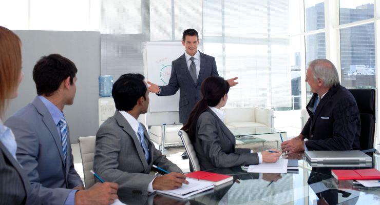 Ketrampilan Komunikasi & Presentasi