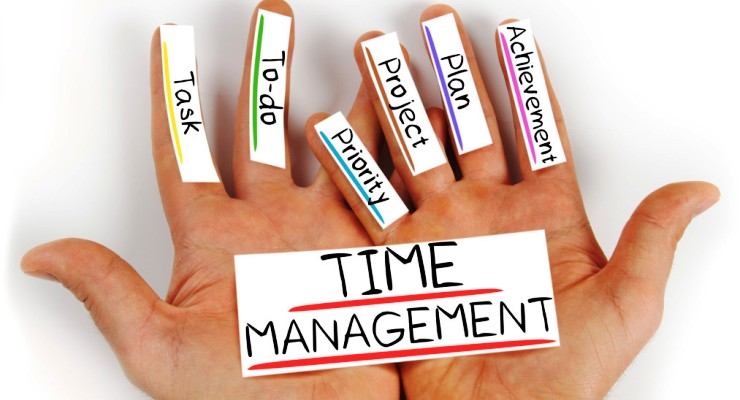 Pelatihan manajemen waktu